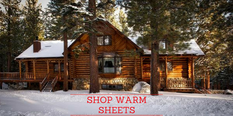 Shop Warm Sheets, sheets for winter, winter sheets, flannel sheets, microfiber sheets