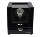 Pangaea S310 Single Watch Winder (Battery or AC Powered)