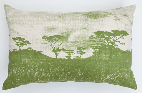 veld african cushion