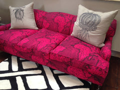 African scatter cushions from evolution