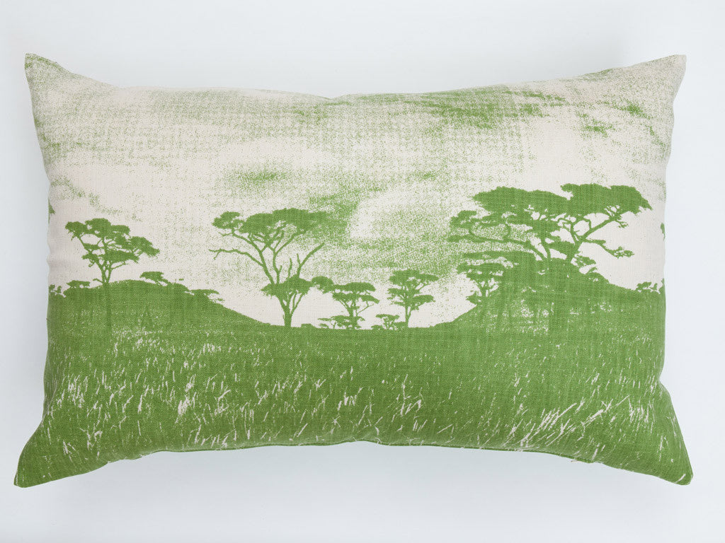 olive scatter cushions