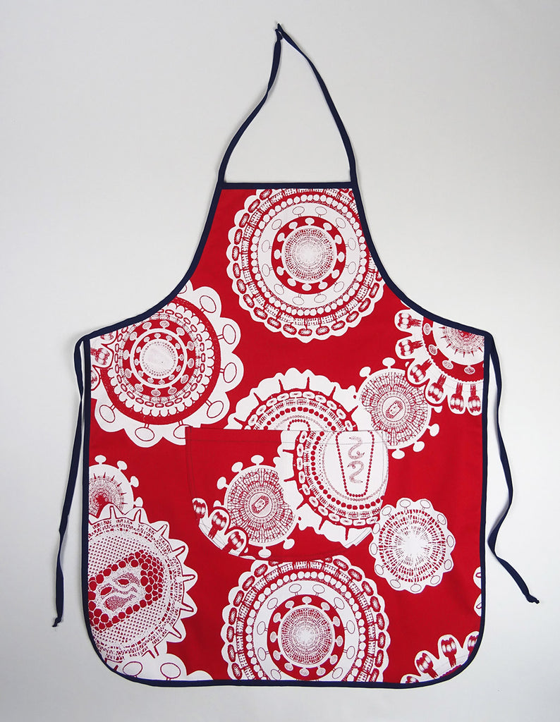 Apron & Oven Glove Set - Positive Power