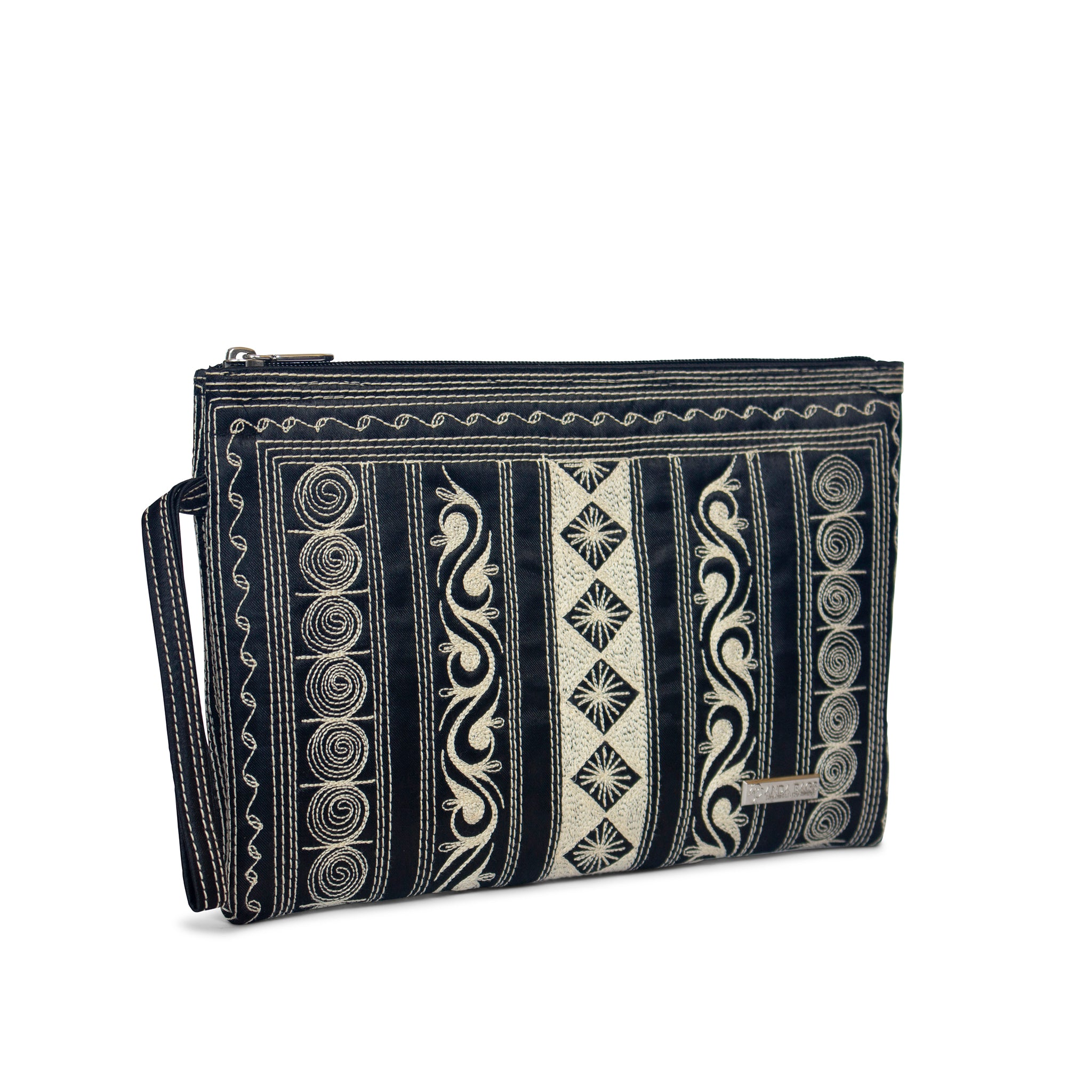 Hitam Clutch Banda Bag