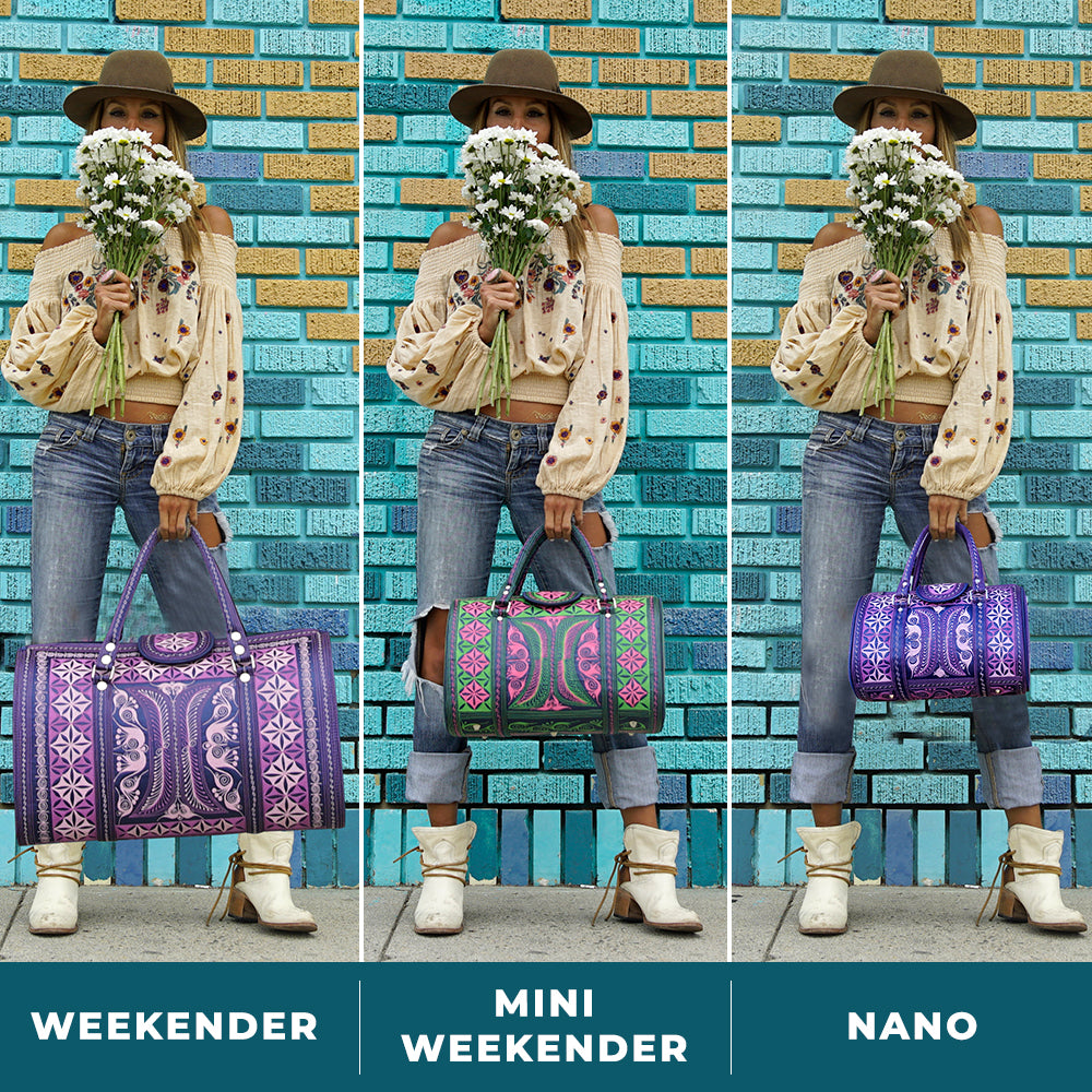 Kayu Mini Weekender Bag