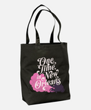 Caramel Curves Tote Bag