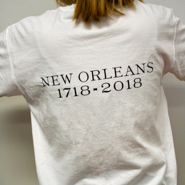 NOLA Couture Short Sleeve Tricentennial Shirt