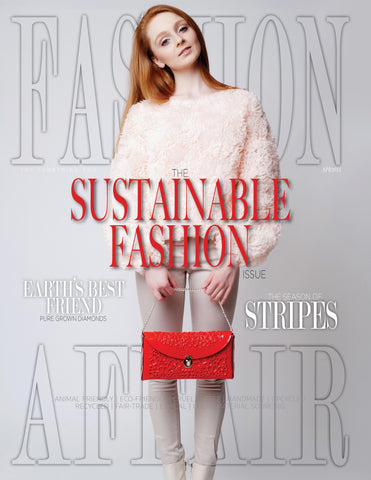 Fashion Affair magazine cover April 15