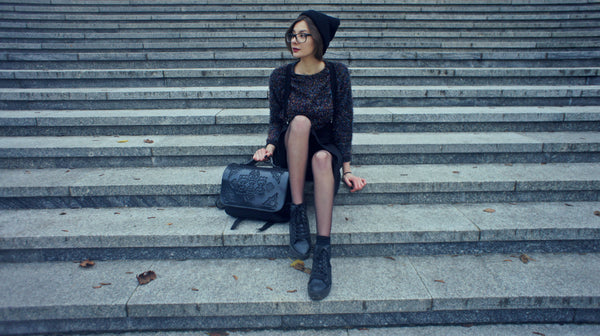 Fall lookbook by @juszes -Justyna Zak