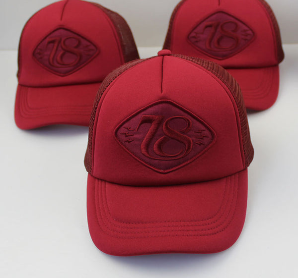 78 Signature Trucker Cap