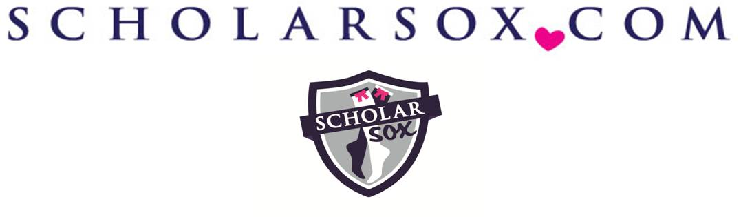 SCHOLAR SOX  Smart & Fashionable!