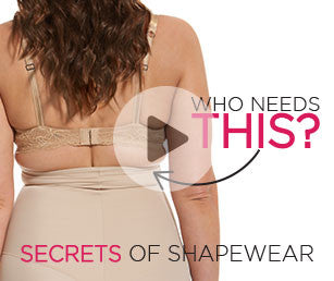 Who needs this? Secrets of shapewear