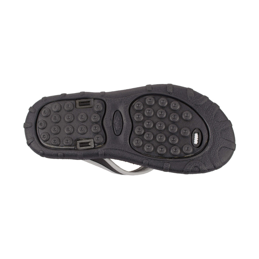 Lightweight Men's Slippa - Black/Gray