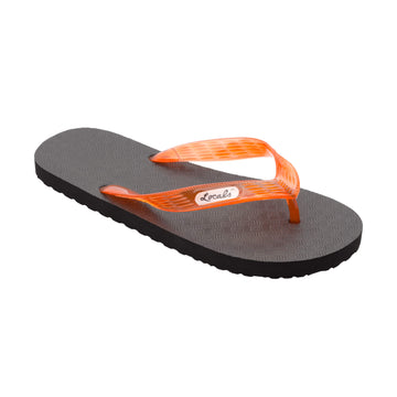 Original Women's Translucent Orange Strap Slippa