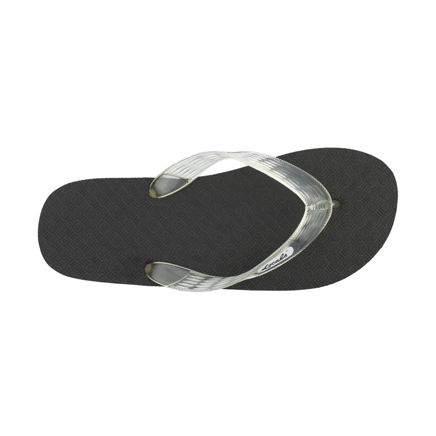 Original Men's Clear Strap Slippa