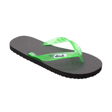 Original Men's Translucent Green Strap Slippa