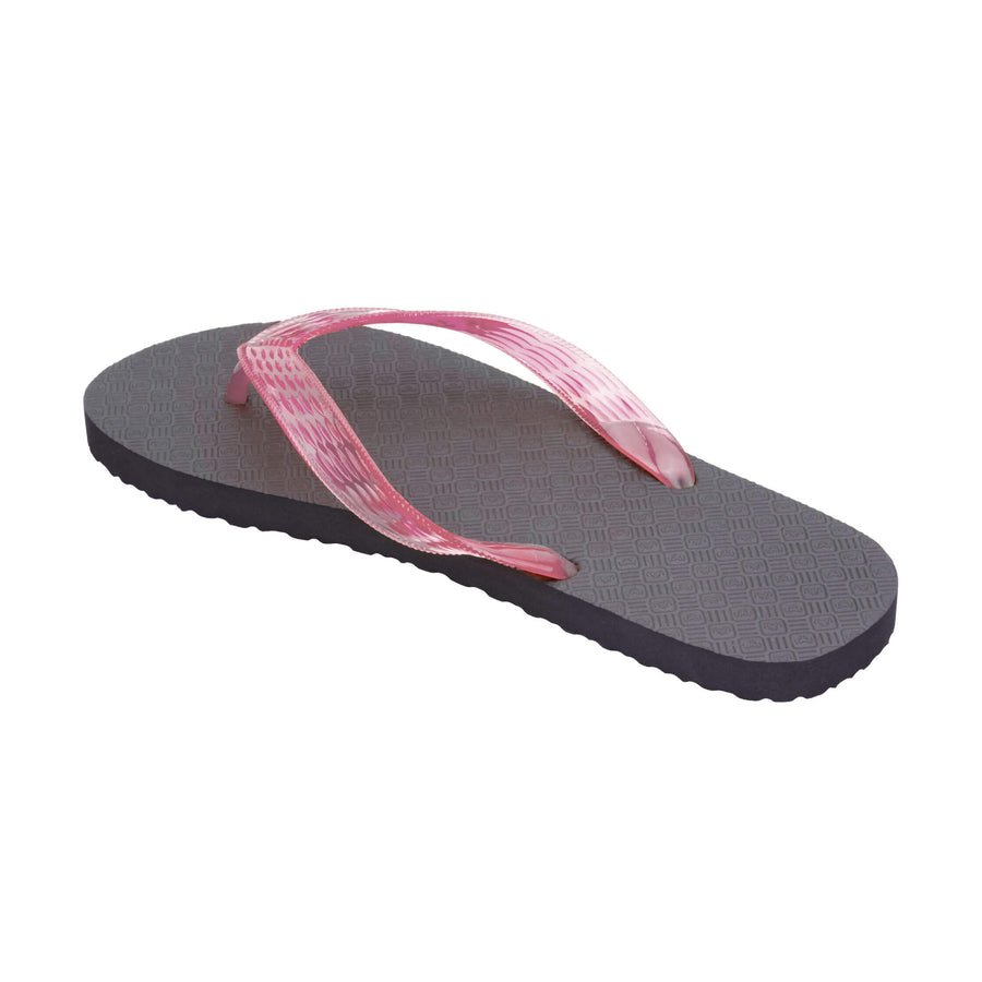 NEW! Original Women's Translucent Pink Strap Slippa