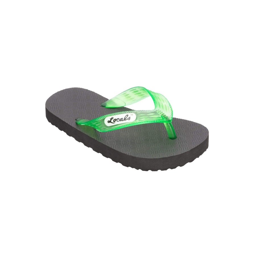 Kids Original Translucent Green Strap