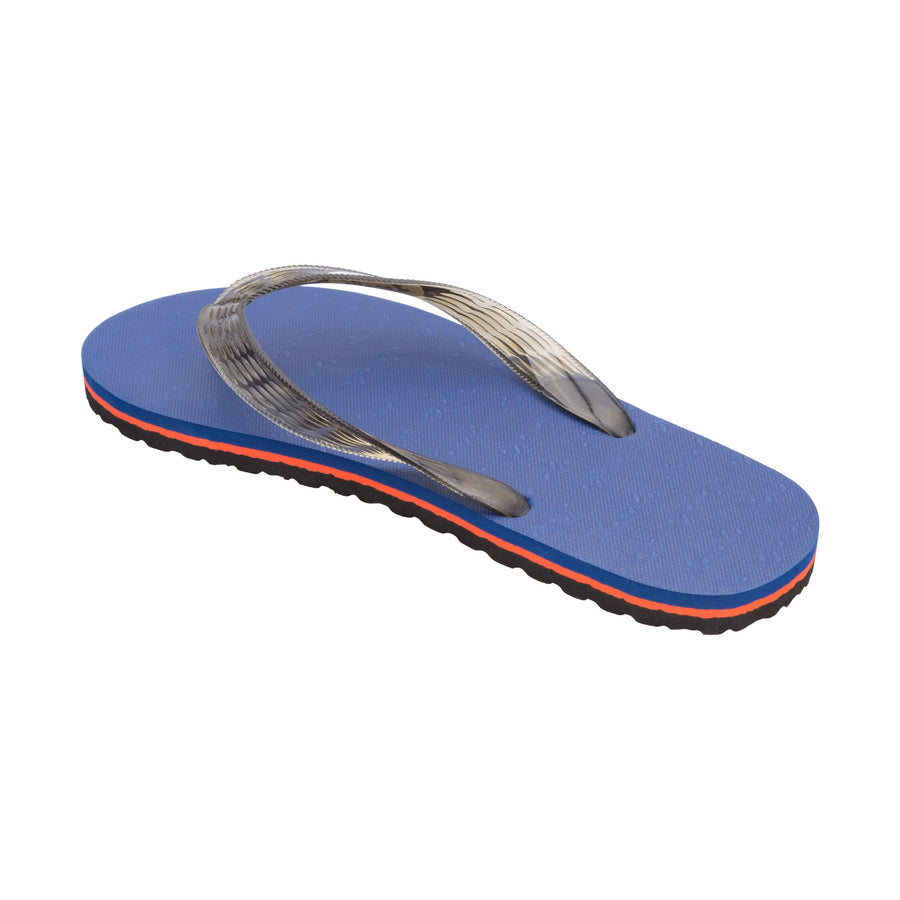 Women's Navy Slipper