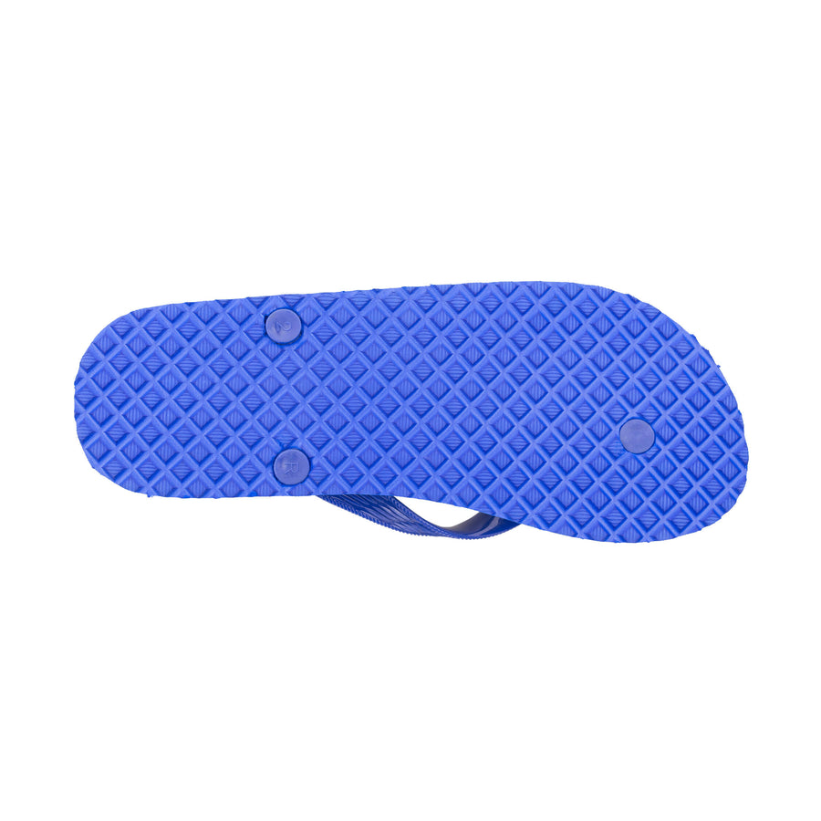 Women's Blue Slippa