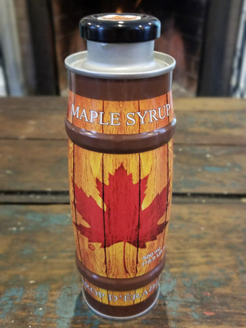 Maple Syrup, Barrel (16.9 oz)