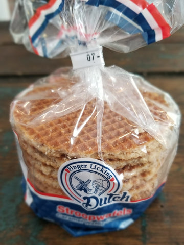 Stroopwafels, Pack of 8
