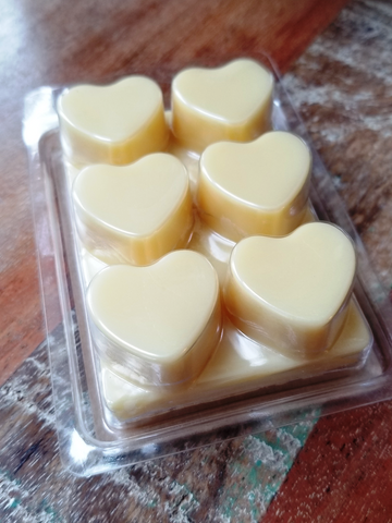 Beeswax Melts, 6 Scents