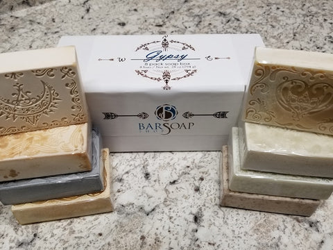 Gypsy Soap - 8 pack