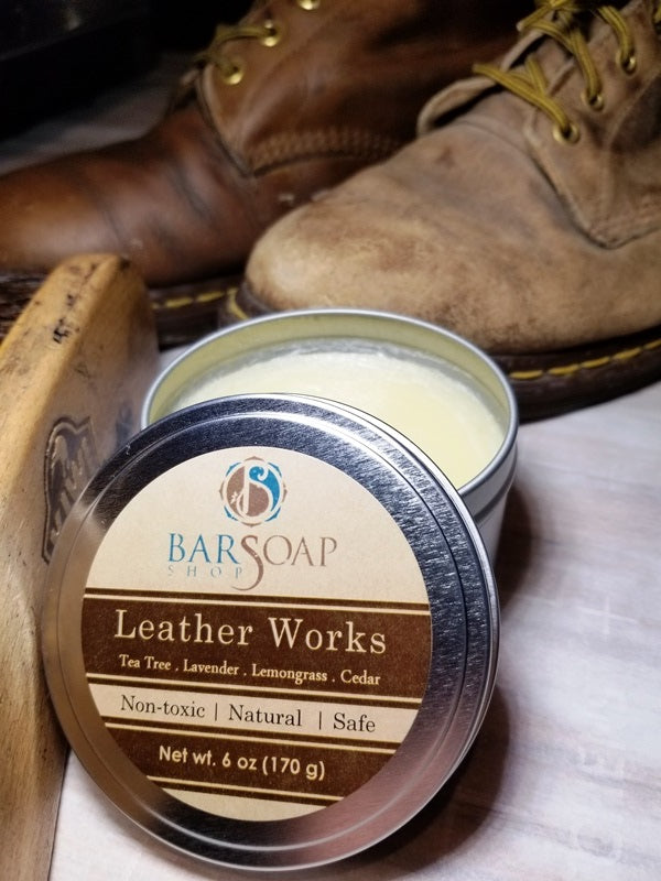 Leather Works, Leather Conditioner, Leather