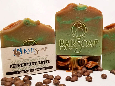 Peppermint Latte, Bar Soap