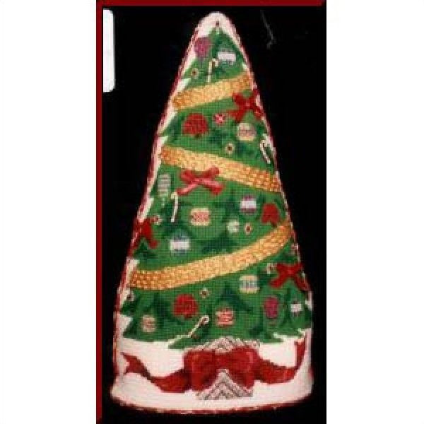 Decorated Tree Free Standing Stitch Guide-CD978A