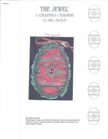 The Jewel Egg-CH2005