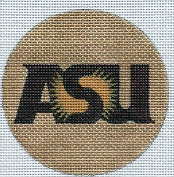 ASU ornament 3