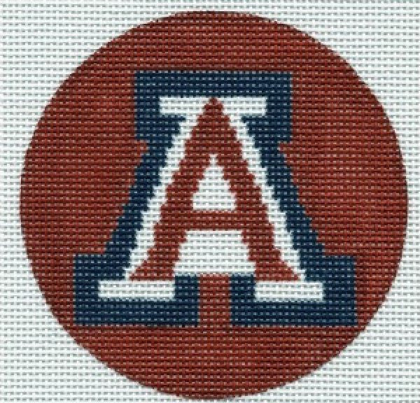 U of A ornament 3 QRS 19