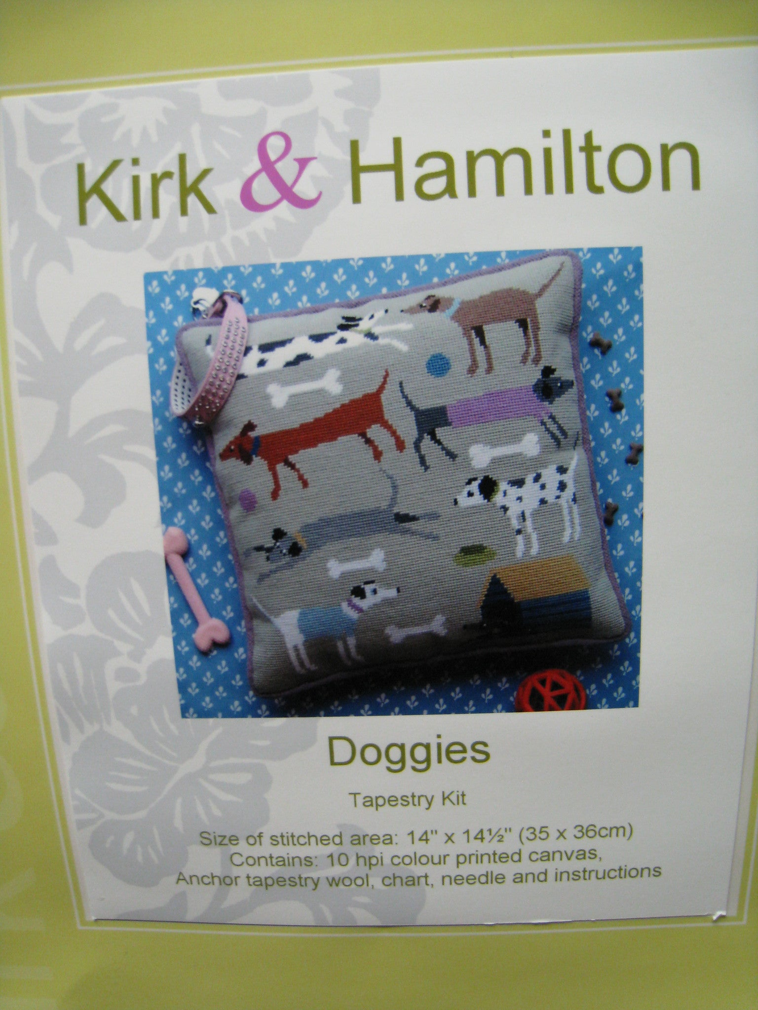 Doggies by Kirk and Hamilton