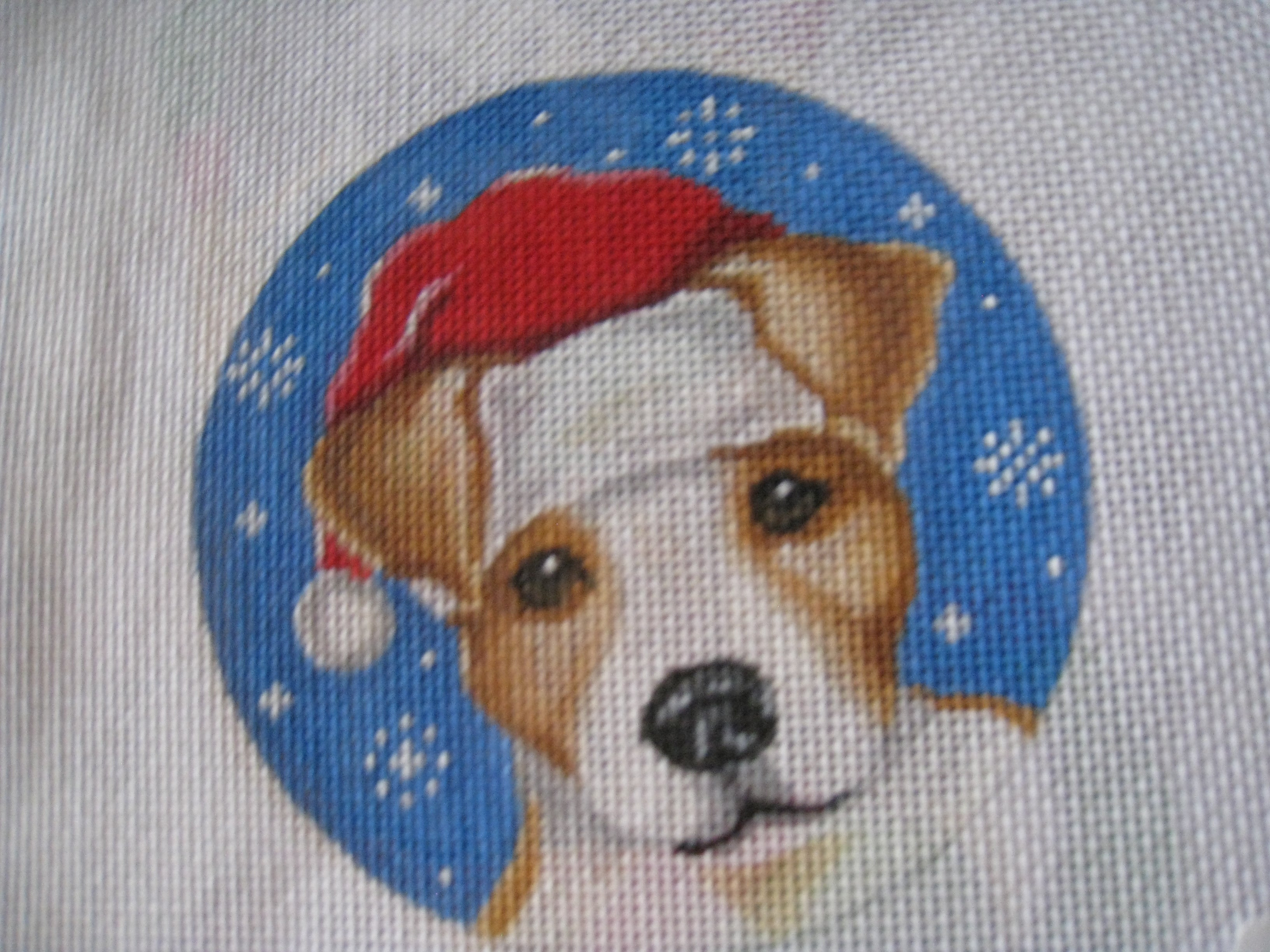 Jack Russel Ornament