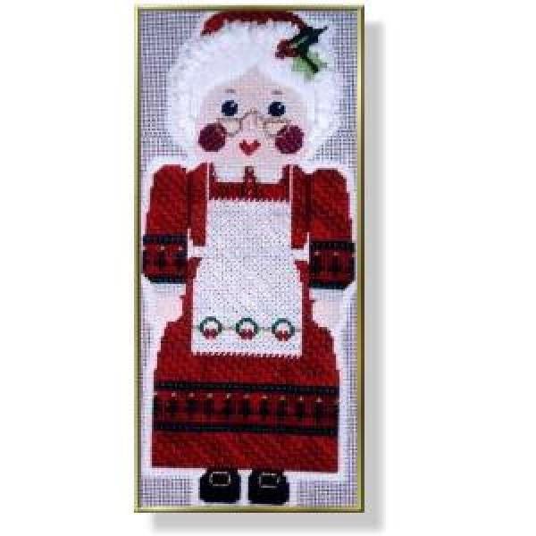 Nutcracker - Mrs. Santa Stitch Guide-CD172sg