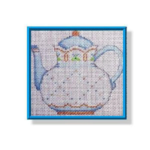 Teapot - Blue-CD265