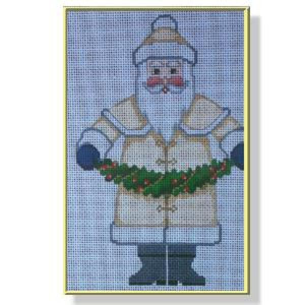 Cookie Cutter Santa - Yellow-CD773