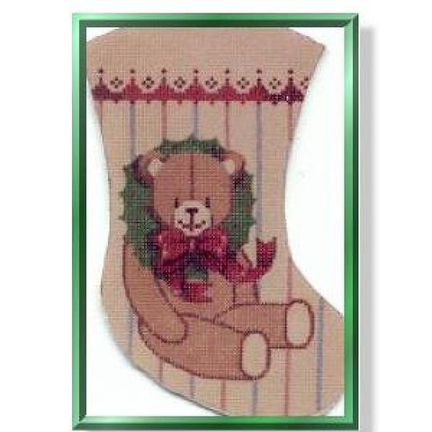 Bear/Wreath-CD808