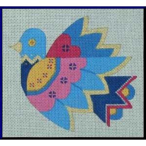 Jeweled Bird-CD853