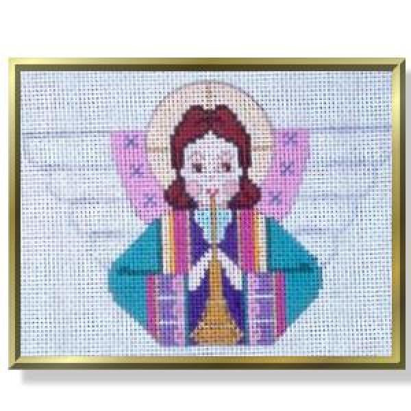 Angel Ornament - Horn Stitch Guide-CD892SG