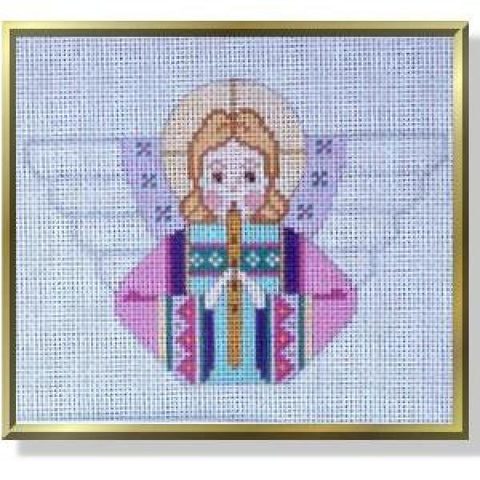 Angel Ornament - Flute-CD893