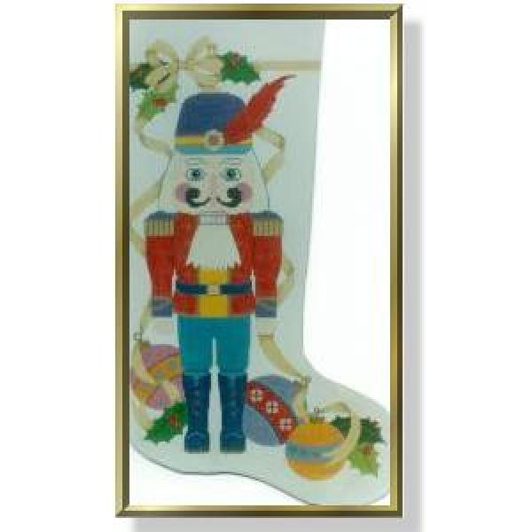 Nutcracker Stocking-CD921