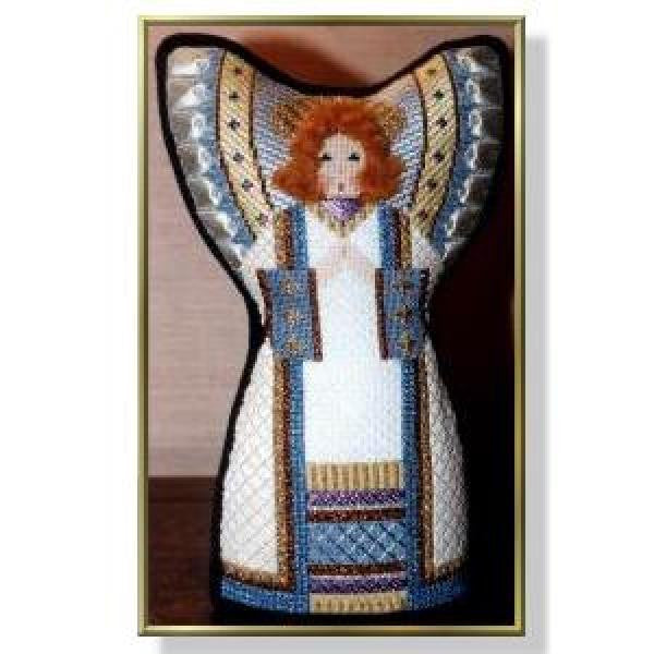Standing Angel Stitch Guide-CD943SG