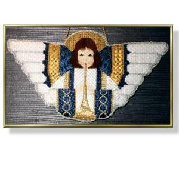 Flying Angel Stitch Guide-CD944sg