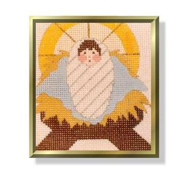 Baby Jesus Stitch Guide-CD955ASG