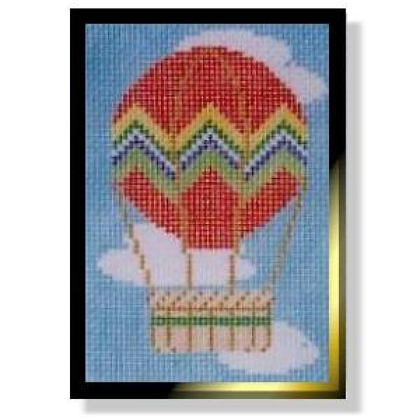 Hot Air Balloon-QR257