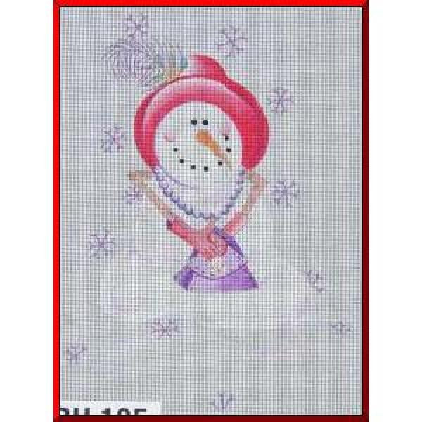 Dressed Up Snowlady-RH105