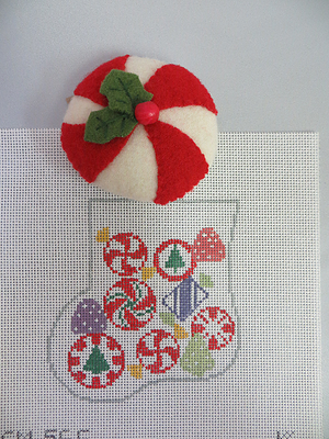 Candy Mini Stocking