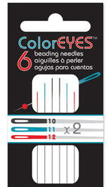 ColorEyes Beading Needles